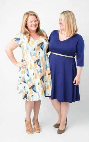 SEWING WITH JERSEY & THE OVERLOCKER WORKSHOP  DRESS OR TOP SIZE 12 TO 28  SAT  28TH MARCH 2020